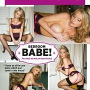 Gatas QB - 50 TV Stars Topless | Emma | Nuts Magazine | 11 Janeiro 2013