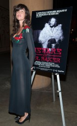 Paz de la Huerta - 'Beware Of Mr. Baker' screening in Hollywood