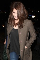 Gemma Arterton - at the Chateau Marmont in West Hollywood 1/25/13