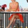 cameltoe, upskirt, nipple poke, australian open 2012
