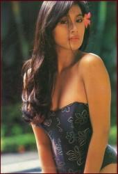 Foto Hot Seksi panas Diah Permatasari di Majalah Dewasa