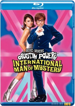 Austin Powers: International Man of Mystery 1997 m720p BluRay x264-BiRD