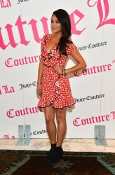 Shay Mitchell - Couture La La perfume launch in LA 1/30/13