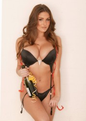 Lucy Pinder - Tim Merry Photoshoot