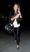 Michelle Keegan Leaving Australasia Restaurant in Manchester 6th February x17