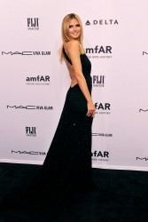 Heidi Klum @ amfAR Gala To Kick Off Fall 2013 Fashion Week, NY, 06.02.13 - 9HQ