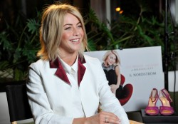 Julianne Hough - Sole Society preview party in LA 2/7/13