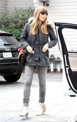 Jessica Biel - out and about in Santa Monica 2/8/13