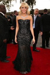 Carrie Underwood - The 55th Annual Grammy Awards in LA 2/10/13