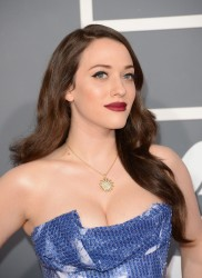 Kat Dennings - The 55th Annual Grammy Awards in LA 2/10/13