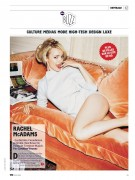 Rachel McAdams - GQ France - March 2013 (x2)