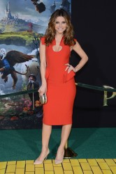 Maria Menounos - 'Oz The Great And Powerful' premiere in Hollywood 2/13/13
