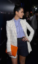 Olivia Munn - Tommy Hilfiger New West Coast Flagship Opening after party in West Hollywood 2/13/13