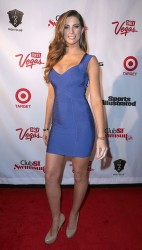 Katherine Webb - Club SI Swimsuit event at 1OAK Nightclub in Las Vegas 2/14/13