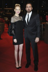 Emma Stone - 'The Croods' premiere at 63rd Berlinale Int. Film Festival in Berlin 2/15/13