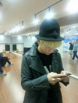 [Trad] SHINee - LINE Chat Session 7a3a2a237485214