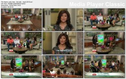 JULIE CHEN - legs - the talk - may3,2012
