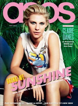 Claire Danes: ASOS Magazine Cover May 2012 Re-Up UHQ x 1
