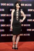 Rachel Korine - Spring Breakers premiere in Madrid 2/21/13