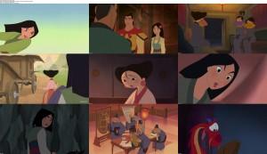 Download Mulan II (2004) BluRay 720p 600MB Ganool