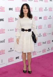 Salma Hayek @ 2013 Film Independent Spirit awards, Santa Monica, 23.02.13 - 9HQ