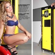 Gatas QB - Sandra Costa Hot Magazine Março 2013
