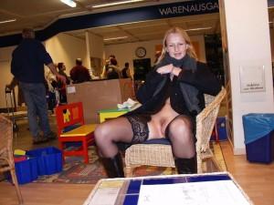 Amatuer heiratet nackte Frauen beim Posten