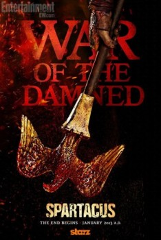 �������: ����� ��������� / Spartacus: War of the Damned (2013)