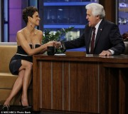 Halle Berry - The Tonight Show With Jay Leno 3/11/13