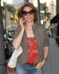 Elizabeth Banks - out and about in Beverly Hills 3/13/13