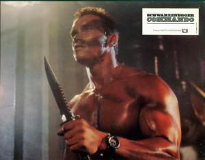 Коммандо / Commando (Арнольд Шварценеггер, 1985) 60d7f6244843291