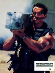 Коммандо / Commando (Арнольд Шварценеггер, 1985) 9de938244843456