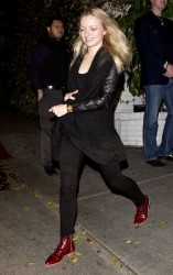 Francesca Eastwood - at the Chateau Marmont in West Hollywood 3/21/13