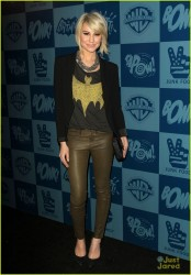 Chelsea Kane - 1960's Batman Classic TV Series Product Line Launch in LA 3/21/13