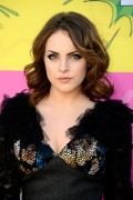 Elizabeth Gillies - 2013 Kids Choice Awards in Los Angeles 3/23/13