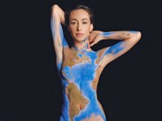 Maggie Q : One Hot Wallpaper