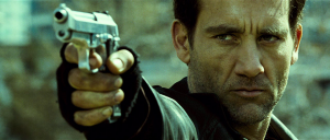 Tylko strzelaj / Shoot 'Em Up (2007) PL.720p.BDRip.XviD.AC3-ELiTE + x264 / Lektor PL