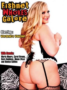 Veronica Vaughn, Meow34JJ, Danica , Maria Moore and other in  Fishnet Whore Galore