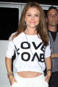 Maria Menounos at the Neon Carnival in Indio 4/13/13