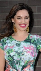 Kelly Brook - 'An Evening with Chickenshed' at ITV Studios in London 4/16/13