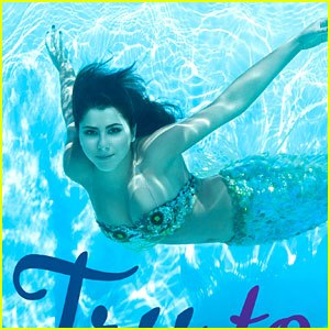 Daniella Monet: as a Mermaid for New peta2 Ad