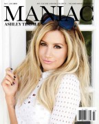 Ashley Tisdale - Maniac Magazine