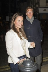 Pippa Middleton - at LouLou's Club in London 4/18/13