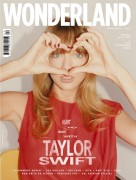 Taylor Swift - Wonderland Magazine - April 2013