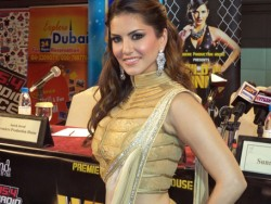 "Sunny Leone - ""Wild n Sunny"" Press Meet in Dubai"