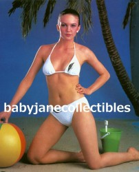 Diane Lane: 80's Bikini Shoot: HQ x 1 - *Tagged*
