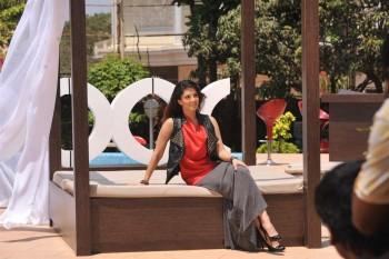 Sunny Leone shooting Ad for XXX energy drink Mumbai