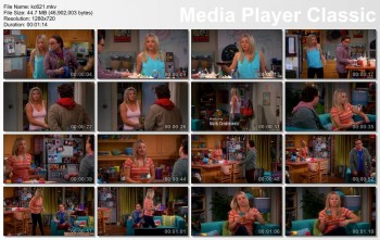 Kaley Cuoco | Big Bang Theory s06e21 | 720p