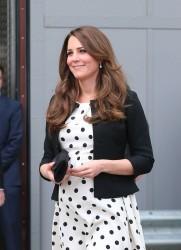Catherine, Duchess of Cambridge - Warner Bros Studios launch in Leavesden 4/26/13