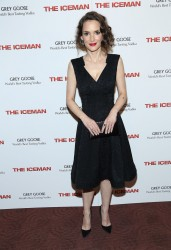 Winona Ryder - 'The Iceman' screening in NYC 4/29/13